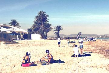 Retomamos las acciones de limpieza de playas en Veneziola