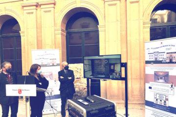 Miles de escolares podrán visitar los museos de la Región de Murcia de forma «casi presencial»